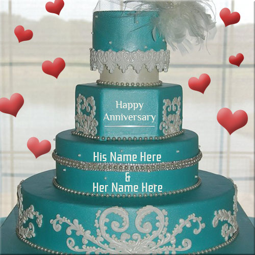 D Printed Wedding Cakes