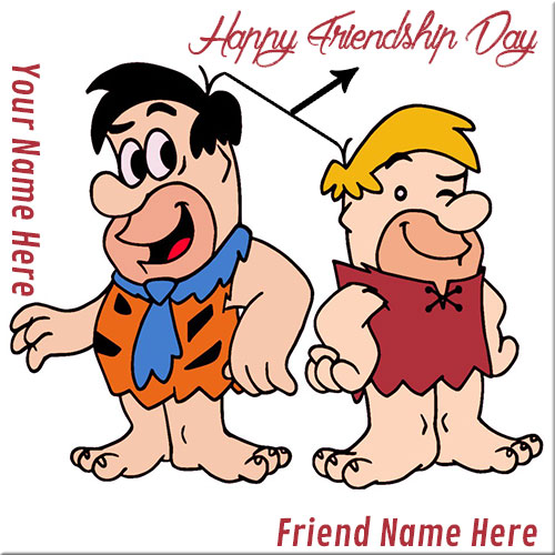 Happy Friendship Day Wishes Pics With Friend Name